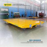 Chariot de transport ferroviaire de l'industrie lourde pour l'utilisation du magasin d'usine