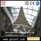 Stahlkonstruktion-permanentes Dach-Oberseite-Zelt für Terrasse