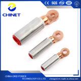 Tipo cobre de Cala de la exportación y terminales de conexión del aluminio