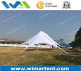 шатер промотирования формы звезды 17X22m для случая партии
