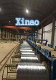 Galvanisierter Stahldraht für Baumaterialrebar-Gleichheit-Draht 3kg-500kg/Coil