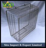 Medische Apparatuur 304 van het roestvrij staal de Mand van Materialen