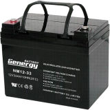 batterie de gel de 12V 33ah AGM