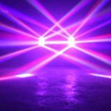 Preiswerter 8PCS*12W farbenreicher LED Armkreuz-Träger-bewegliches Hauptlicht DJ beleuchten