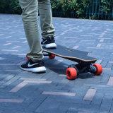 Doppelrad-elektrisches Skateboard Longboard des motorvier mit Lithium-Batterie
