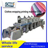 De Machine van de Druk van het Verpakkende Document van doeken (dikte 17g)