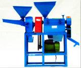 Малая совмещенная машина Pulverizer риса филируя для обрабатывать зерна