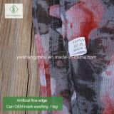 Signora viscosa calda Scarf di modo dello scialle stampata Rosa di vendita 2017