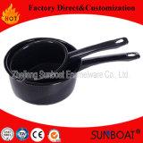 POT della salsa del Enamelware del Cookware della siviera di Sunboat