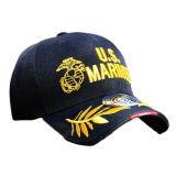 新しい海軍によって刺繍される帽子(JRE084)