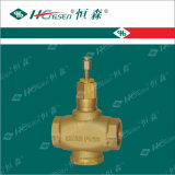 MessingValve Suitable für Honeywell Type Actuator, Dn15-Dn80