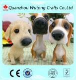 Симпатичные изготовленный на заказ Handmade Bobble головные корабли смолаы собаки