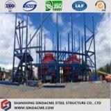 시멘트 플랜트를 위한 고도 장기 사용 무거운 강철 구조물