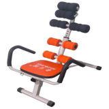 Uso casero con el amaestrador de la base del Ab del entrenamiento de la silla del ejercicio del Ab de dos resortes