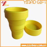 La tazza a temperatura elevata del silicone 3D dell'orso imposta Customed (YB-HR-130)