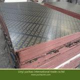 Pies 4*8 Shuttering la madera contrachapada de Gurjan para el mercado de la India