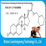 Мышца строя Injectable стероиды Parabolan 23454-33-3 светлое - желтый порошок