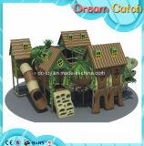 Деревянные пластичные дети крытые/напольная спортивная площадка