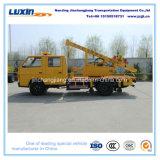 4X2 Jmc LKW eingehangener Leitschiene-Pfosten-Fahrer für Straßen-Sperren-Installation