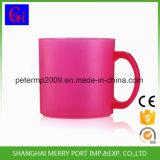China Producto reutilizable barato Copa de plástico con mango