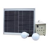 mini système de l'alimentation 15W solaire à la maison pour des endroits manquant de l'électricité