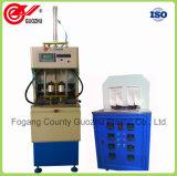 Haustier-Flaschen-halbautomatischer Schlag-formenmaschine