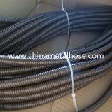Cuadrado metálico de bloqueo de conducto PVC recubierto