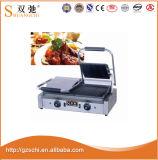 Doppelter Kontakt-Zwischenlage-Grillvorrichtung-Steak-Platten-Ofen-Drahtsieb-Ofen