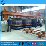 Machines d'outre-mer de panneau de silicate de Calsium - chaîne de production de panneau