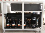 80kw Copelandの圧縮機が付いている水によって冷却される産業水スリラー