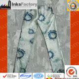 Gedruckte Jeans für Frauen und Männer