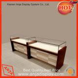Gabinete de joyería de madera Display Joyería Kiosco Showcase