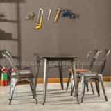 (SP-CT752) Uptop suministra los muebles industriales del café de la vendimia de 4 Seater