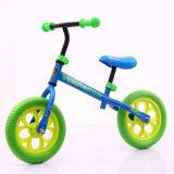 3c証明の子供のエヴァのタイヤが付いている連続したバイクの赤ん坊のバランスのバイク