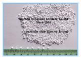 Bille de chlorure de calcium de 98% pour le forage de /Oil de fonte de glace