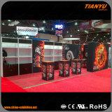 подгонянное 6X6 рекламирующ стойку выставки торговой выставки оборудования портативную