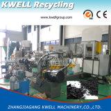 Máquina tecida PP do granulador/da granulagem do alimentador da força lateral dos sacos