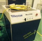 máquina-instrumento do laser do metal de folha de 1500W Raycus com única tabela (EETO-FLS3015-1500W)