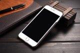 La couverture de caisse de cuir de ralentissement de Snakeskin pour l'iPhone 6 positif, personnalisent des couvertures de téléphone mobile