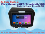 для DVD-плеер автомобиля нефрита Хонда для 9 дюймов с GPS Navigation/TV/WiFi/Bluetooth