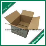 販売のためのフルートによって波形を付けられる出荷のカートンボックスがありなさい