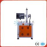 Macchina della marcatura del laser della fibra di alta precisione per acciaio inossidabile (P-FB-10W)