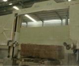 판매 철사가 구획 트리밍이 기계로 가공한 것을 본 후에 해외 서비스 또는 다이아몬드 철사는 대리석 &Granite를 위해 가장자리 돌 구획 트리밍 기계를 보았다