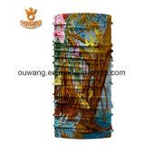 Ouwangの安い昇進のカスタム多機能の管状のバンダナ