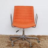 (SP-FC327) Abjustableオレンジ革によって装飾されるArper Catifaのオフィスの椅子