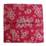 綿の赤いハンカチーフの安い卸し売りバンダナ