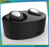 Earbuds de venda quentes do auscultadores dos auriculares do bluetooth de TWS para o telefone móvel