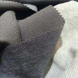 97% Polyester et 3% Nylon 21 Tissu en velours côtelé de Pays de Galles
