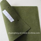 кожа Microfiber замши высокого качества 1.0mm для сумок ботинок выравнивая верхний упаковывать (CQ816)