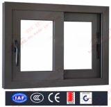 Finestra di alluminio insonorizzata/dell'alluminio di scivolamento (BHA-SW16)